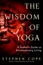 The Wisdom of Yoga Cover