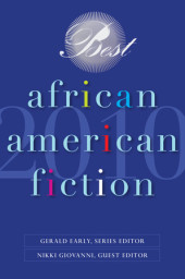 Best African American Fiction 2010 Cover