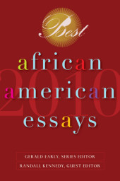 Best African American Essays 2010 Cover