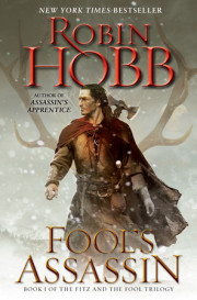 Four Things You Didn't See In My Interview With 'Fool's Assassin' Author Robin Hobb