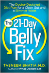 The 21-Day Belly Fix