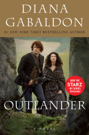 Soon to be a Starz original series, don't miss OUTLANDER by Diana Gabaldon!