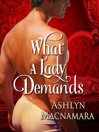 What A Lady Demands