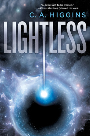 Weekly Galley Giveaway: Lightless by C.A. Higgins