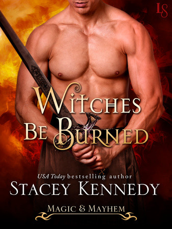 Witches Be Burned