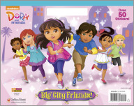 Big City Friends! (Dora and Friends)