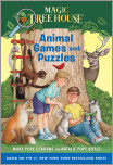 Magic Tree House: Animal Games and Puzzles