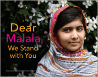 Dear Malala, We Stand with You