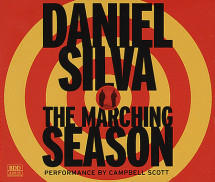 The Marching Season Cover