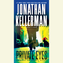 Private Eyes Cover