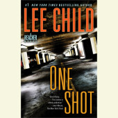Jack Reacher: One Shot Cover