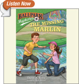 Ballpark Mysteries #8: The Missing Marlin