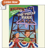 Ballpark Mysteries #9: The Philly Fake