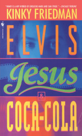 Elvis, Jesus and Coca-Cola Cover