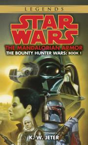 STAR WARS Readers Club: STAR WARS: THE BOUNTY HUNTER WARS: THE MANDALORIAN ARMOR