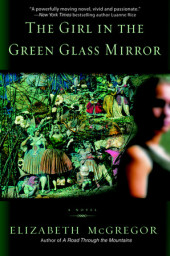 The Girl in the Green Glass Mirror Cover