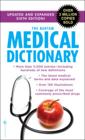 The Bantam Medical Dictionary, Sixth Edition Cover