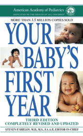 Your Baby's First Year Cover