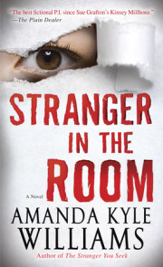Keye Street is back in Amanda Kyle William's Stranger in the Room.