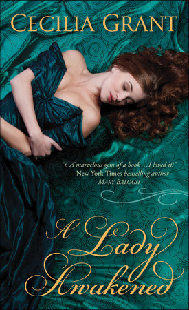Giveaway alert! Enter to win one of 10 copies of A LADY AWAKENED