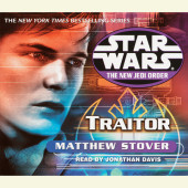 Traitor: Star Wars (The New Jedi Order) Cover