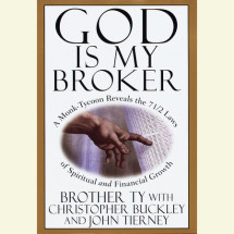 God Is My Broker Cover