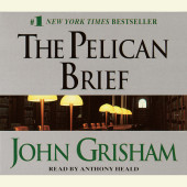 The Pelican Brief Cover