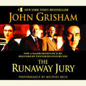 The Runaway Jury Cover