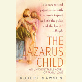 The Lazarus Child Cover
