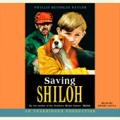 Saving Shiloh Cover