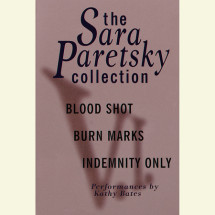 Sara Paretsky Value Collection Cover