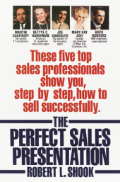 The Perfect Sales Presentation Cover