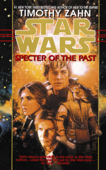 Specter of the Past: Star Wars (The Hand of Thrawn) Cover
