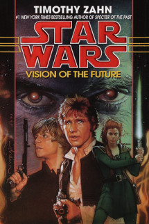 Vision of the Future: Star Wars (The Hand of Thrawn) Cover