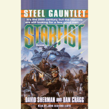 Steel Gauntlet Cover