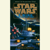 The Krytos Trap: Star Wars (X-Wing) Cover