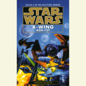 Iron Fist: Star Wars (X-Wing) Cover