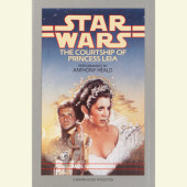 The Courtship of Princess Leia: Star Wars Cover