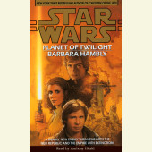 Planet of Twilight: Star Wars Cover