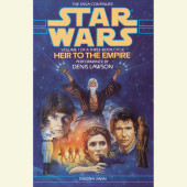 Heir to the Empire: Star Wars (The Thrawn Trilogy) Cover