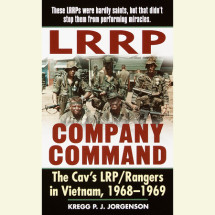 LRRP Company Command Cover