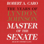 Master of the Senate Cover