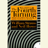The Fourth Turning Cover