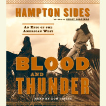 Blood and Thunder Cover