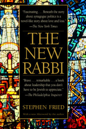 The New Rabbi Cover