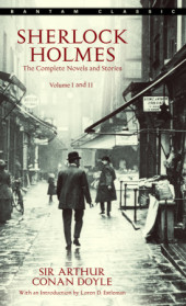Sherlock Holmes: The Complete Novels and Stories Volume I Cover