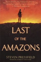 Last of the Amazons Cover