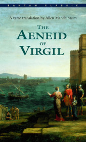 The Aeneid of Virgil Cover