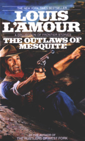 The Outlaws of Mesquite Cover
