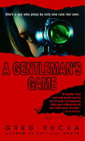 A Gentleman's Game Cover